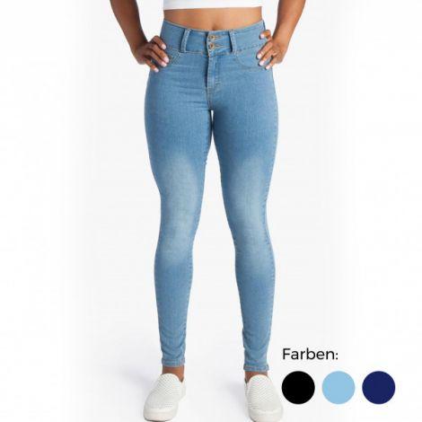 My Fit Jeans 32-42 hellblau
