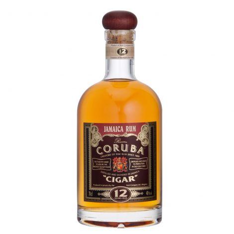 """Coruba Rum """"Cigar"""", 12 years old"""