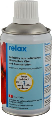 Duftdose RELAX AirVitaSwiss