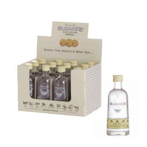 Sloane`s Premium Gin mini