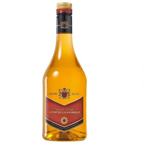 Licor de La Vainilla Famous Tastes