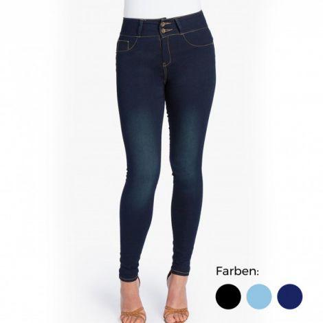 My Fit Jeans 32-42 dunkelblau