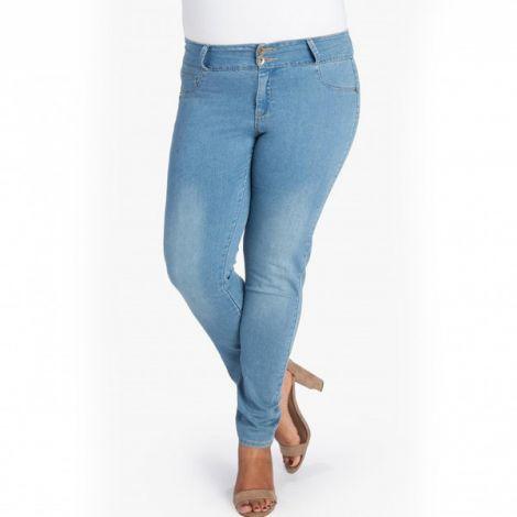 My Fit Jeans 44-50 hellblau