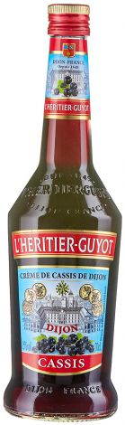 L´Héritier-Guyot Crème de Cassis