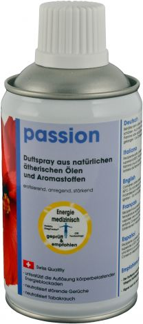 Duftdose PASSION AirVitaSwiss
