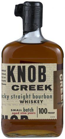 Knob Creek Small Batch Bourbon 9J
