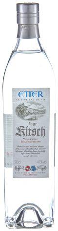 Etter - Zuger Kirsch vieux & noble