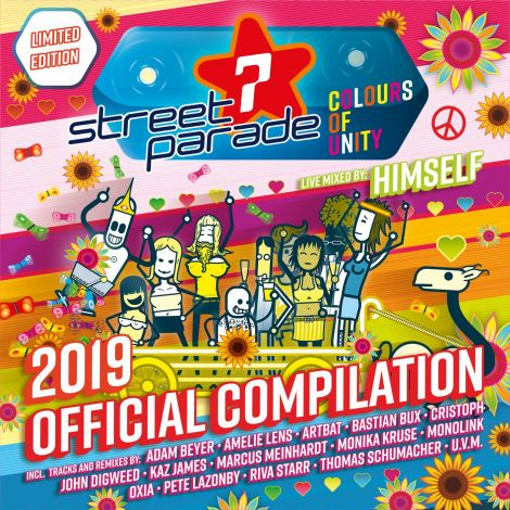 Street Parade 2019 Official Compilation