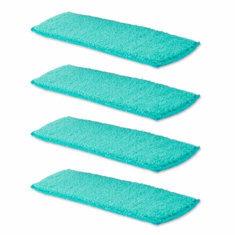 Fensterwischer I Mikrofasertuch 4tlg Das Set enthält 4-mal den praktischen Mikrofaserbezug.