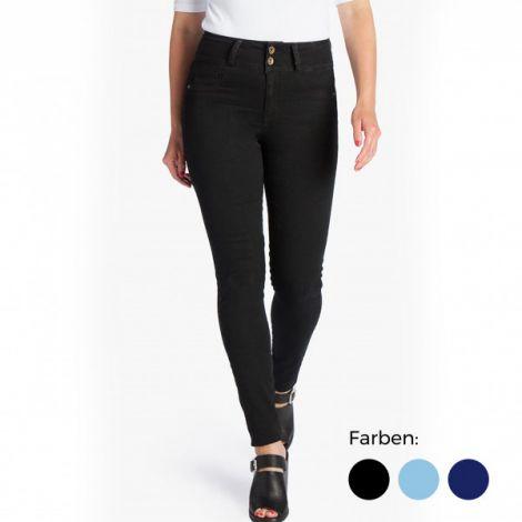 My Fit Jeans32-42 schwarz