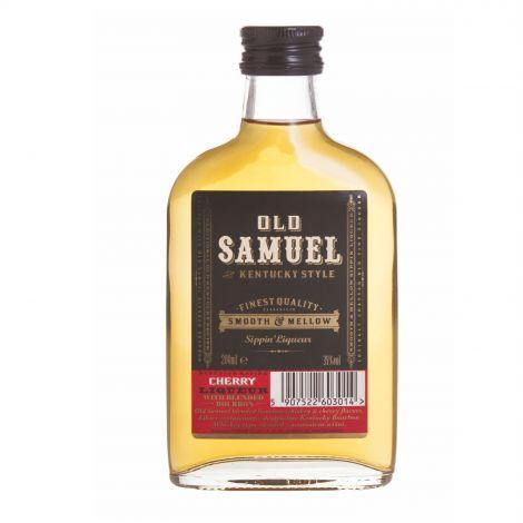 Old Samuel Blended Cherry Bourbon