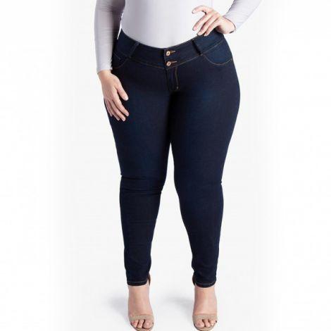 My Fit Jeans 44-50 dunkelblau